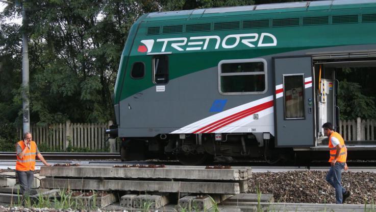 Travolti da treno in transito: morti due anziani a Cesano Maderno