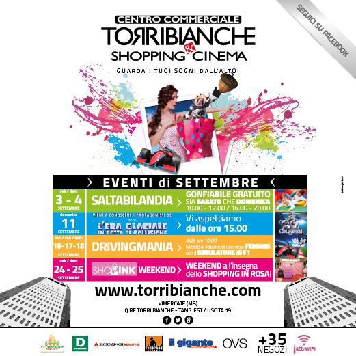 Centro Commerciale Torri Bianche