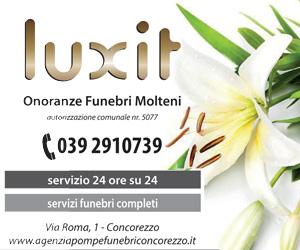 Luxit Onoranze Funebri Concorezzo