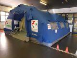 Coronavirus, trasferito a Monza l'anziano concorezzese