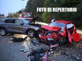 Frontale sulla Monza-Melzo: un morto, un ferito grave