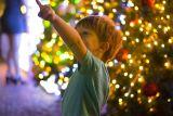 Natale, i commercianti illuminano il Milanino