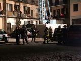 Rischio crollo? In via Battisti arrivano i Vigili del fuoco