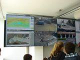 A lezione nel quartier generale che vigila su tutte le emergenze della Lombardia