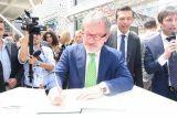 Expo per il GP di Monza: in una sera 2500 firme per salvarlo