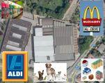 McDonald's, case e negozi: ecco la ex Frette