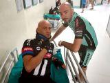 Incidente a Biassono, paura per due ciclisti amatoriali