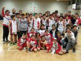 Adriatica Cup 2017, fantastica impresa dell'Under 13