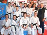 Mondiali ed Europei di Karate, argento e bronzo per Shotokan Ryu