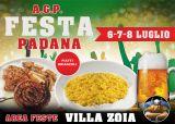 Festa padana in Villa Zoja: piatti della tradizione