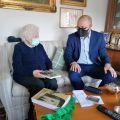 I 100 anni di nonna Bruna, tra libri e Wimbledon
