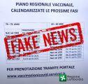 Attenzione ai falsi calendari delle vaccinazioni