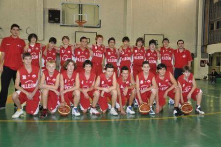 Concorezzo Basket under 15