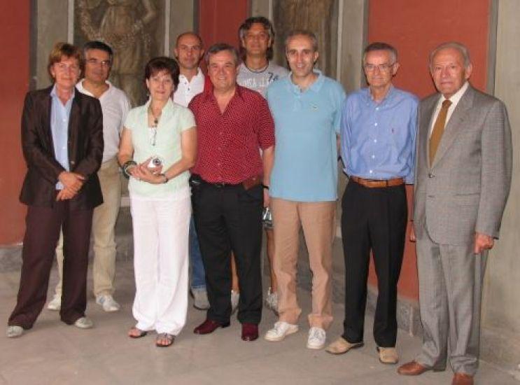 Addio professor Bonati, memoria storica del paese