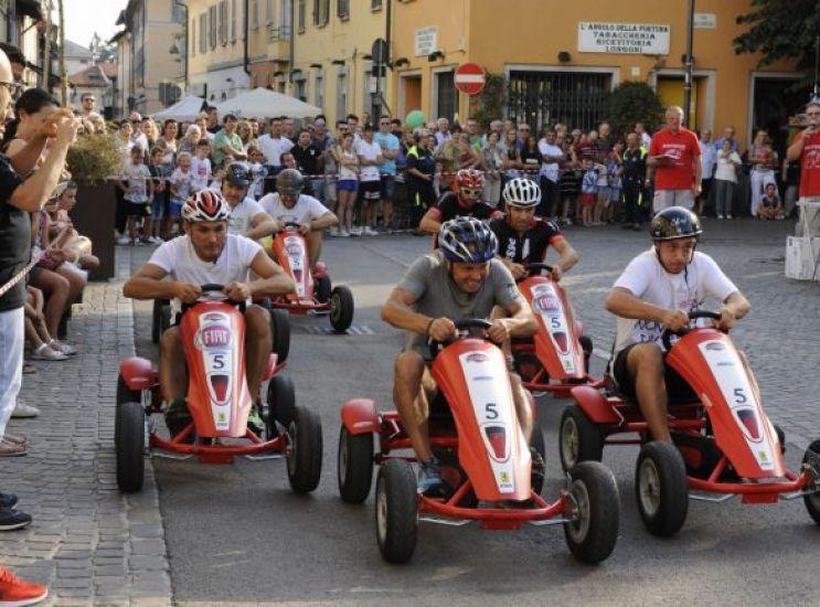 Gran Premio a pedali: tutti in pista!