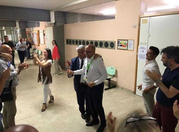 Mauro Capitanio è il nuovo sindaco di Concorezzo