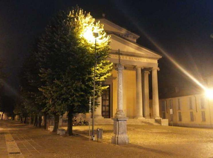 La colonna di Concorezzo che ricorda la pandemia del 1630